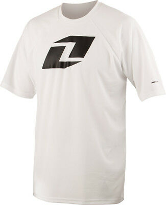 ONE Industries Ion Short Sleeve MTB Jersey- White