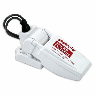 NEW Rule SuperSwitch® Float Switch 37A