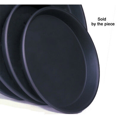 "Pizza Pan Non-Stick, Tapered, 1"" Deep Size 18"" Top, 17-1/4"" Bottom"