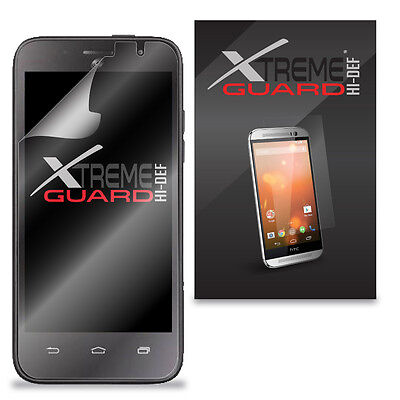 6-Pack Clear HD XtremeGuard HI-DEF Screen Protector Cover For ZTE Atrium Z793C