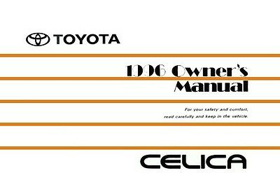 1996 toyota avalon owner manual user guide reference operator book rh picclick com User Guide Template iPad Manual