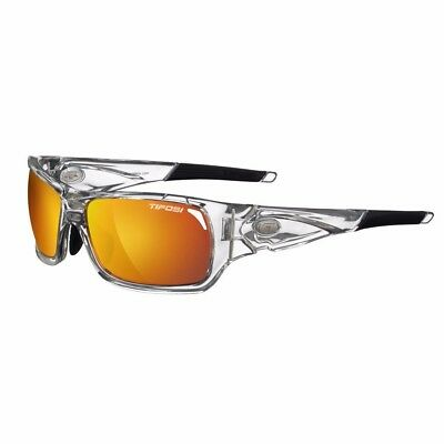 NEW Tifosi Duro Golf Interchangeable Sunglasses - Crystal Clear 1030205316