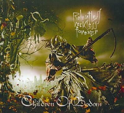 Children Of Bodom - Relentless Reckless Forever [Digipak] New Cd