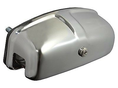 Land Rover Series & Defender Chrome Number Plate Light Lamp - XFC100550CH