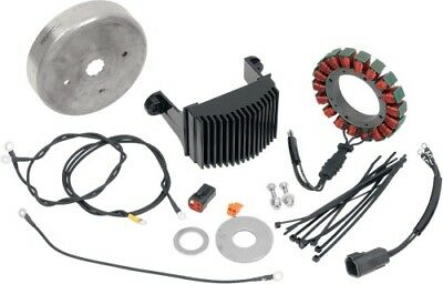 CYCLE ELECTRIC ALTERNATOR KIT CE-61A 3 Phase Charging System 49-8285 2112-0148