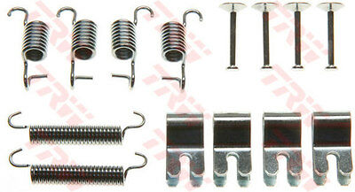 Brake Shoe Fitting Kit SFK385 TRW 0440850000 Genuine Top Quality Replacement New