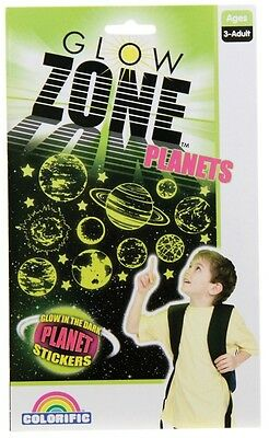 NEW Colorific Glow Zone Planets from Mr Toys