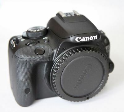 Canon EOS 100D / Rebel SL1 18.0 MP  DSLR Camera Black (Body Only) FEDEX to USA