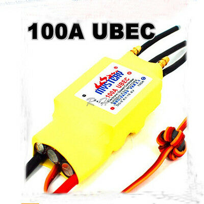 Mystery RC 100A Brushless ESC W/Water Cooling for Boat Ship Speed Controller
