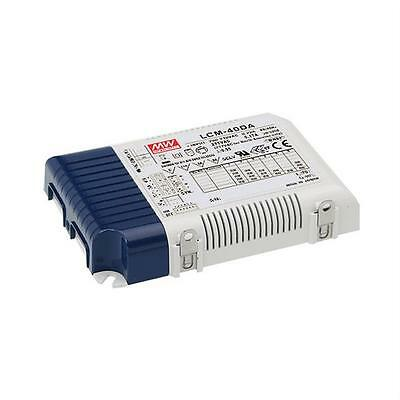 LED Alimentation dimmable DALI ; MeanWell, LCM-40DA ; courant constant