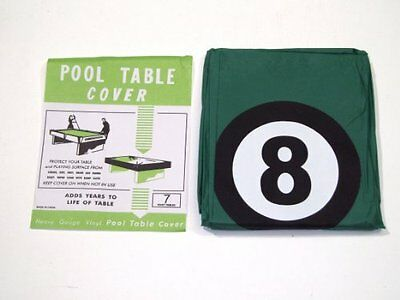 New Pool Table Cover To Fit 7Ft Table With 8 Ball Design**