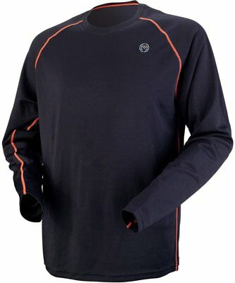 Moose Racing Mens XC1 Long Sleeve Base Layer Shirt