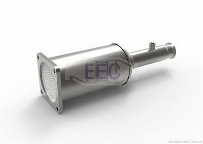 Diesel Particulate Filter / Dpf For Peugeot 407 2.0 2004-2005 Dpf009