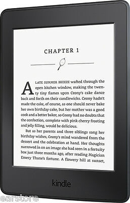 """New Amazon Kindle Paperwhite 6"""" High-Resolution(300 PPI) 4GB Touchscreen Wi-Fi"""