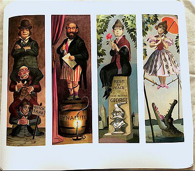Disney Parks Haunted Mansion Stretching Portraits Art Print 32 x 40