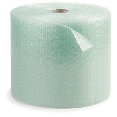 "ZV 3/16"" x 12"" x 350' 350FT Small Recycled Bubble Padding Cushioning Wrap Roll"