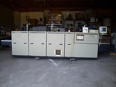 BTU TS53-4-40E60 Belt Furnace 800c