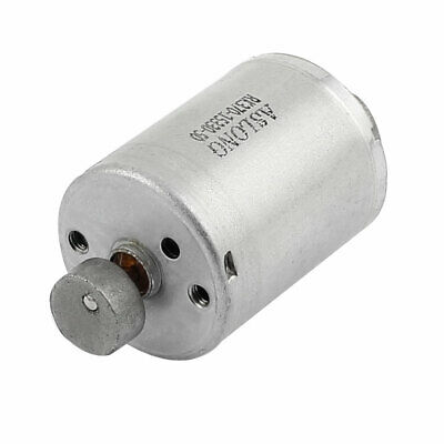 DC 6-12V 1000-5000RPM Powerful Motorcycle Seat Vibration Motor 24x31mm