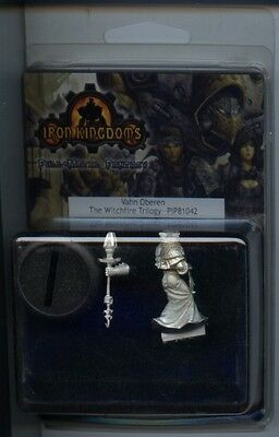 Iron Kingdom Vahn Oberen Witchfire Trilogy MINT