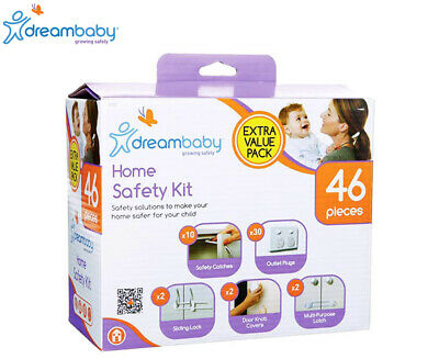 Dreambaby 46-Piece Home Safety Value Pack