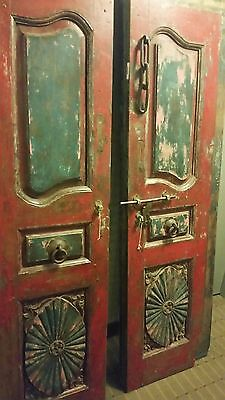 Antique doors from India