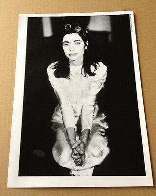 1995 PJ Harvey curlers JAPAN mag photo pinup / mini poster / clipping pj05r