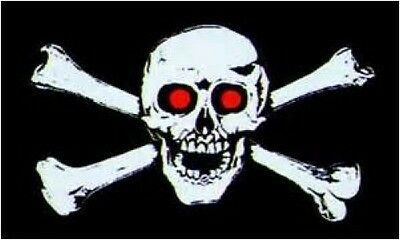 Red Eyes Pirate Flag#1