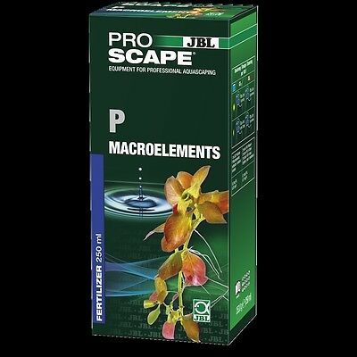 JBL ProScape P Macroelements 250ml Phosphate plant fertiliser aquatic aquarium