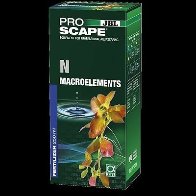 JBL ProScape N Macroelements 250ml Nitrogen plant fertiliser aquatic aquarium