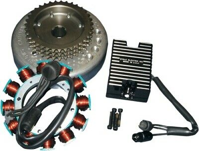 Cycle Electric CE-21S Alternator Kit 20A at 2500 RPM Charging System 47-9523