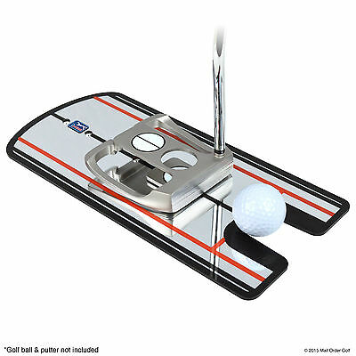 Pga Tour 4 Sight Pro Putting Alignment Mirror - Golf Gift- Golf Training Tool