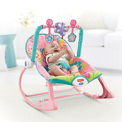 Fisher-Price Infant to Toddler Rocker Chair Baby
