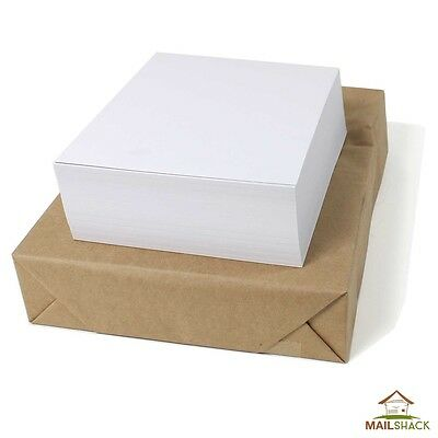 500 Sheets PACEMAKER White Offset Paper 90gsm A5 Laser Copier Printing Paper