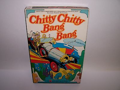 Chitty Chitty Bang Bang Colorforms Adventure Play Set 340 Vintage 1968 Unused