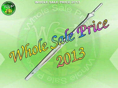 07 Pieces SCALPLE/SCALPEL HANDLE No 7  world wide free shipping