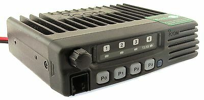 Icom Ic-F110S 25 Watt Vhf Mobile Taxi Vehicle Or Base Radio Free Programming