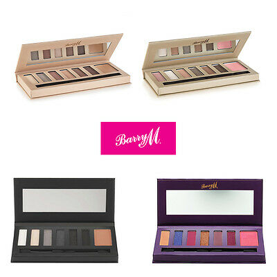 Barry M MakeUp - Natural Glow Shadow Blush Palette Smoking Hot Starry Eyed Shade