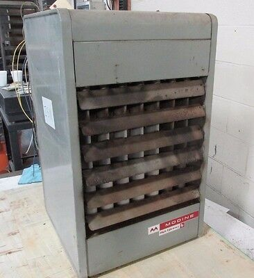 Modine Manf. Co.  Unit Heater Model PAH110AF D3~ 40464ISU