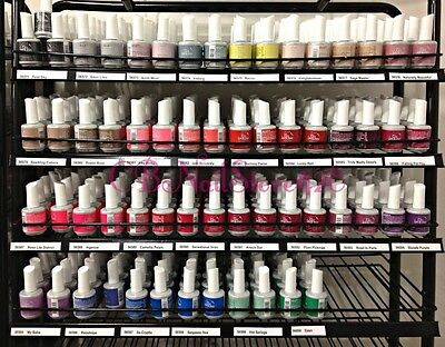 IBD Just Gel Polish-Soak Off Nail Gel Polish- Choose Any Colors - Series 4