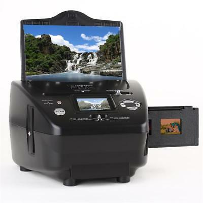 Combo Slide Film Photo Scanner By oneConcept SD xD Digital Photo Scan Machine