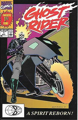 Ghost Rider # 1 NM- or better Marvel 1st Appearance of Danny Ketch