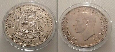 Nice Collectable King George VI , Coronation Commemorative Coin / Dates 1937