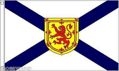 Nova Scotia 5ft x 3ft (150cm x 90cm) Flag Banner