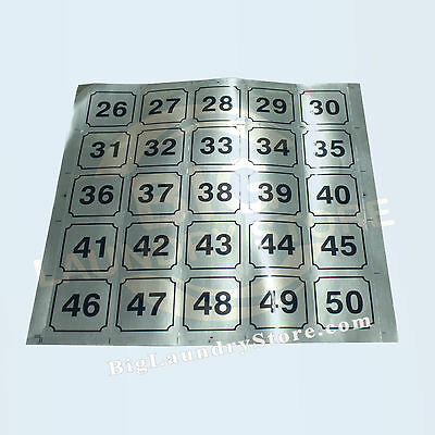 number decal for dexter wascomat speed queen huebsch number type 26 50 for dexter wascomat speed queen huebsch