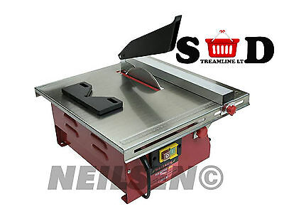 600W Electric Ceramic Tile Cutter Dice Slitter Snipper Snip Saw Machine Ct3097