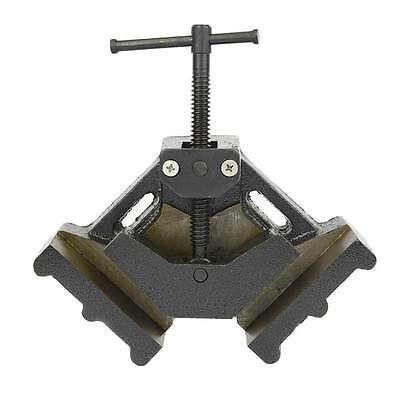 """4"""" 90 Degree Welder Angle Corner Clamp Bench Vise for heavy duty projects  KV4W"""