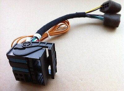 Quadlock Conversion Cable for Upgrade RCD510 RCD310 300 CANBUS Adapter Harness