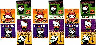 Sanrio HELLO KITTY HALLOWEEN Costumes Vampire 15 Large Stickers