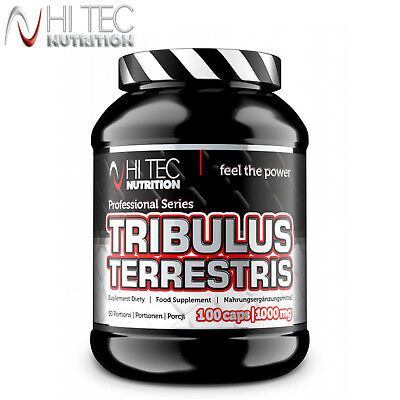 Tribulus Terrestris 60-240 Natural Testosterone Booster Muscle Growth Saponis