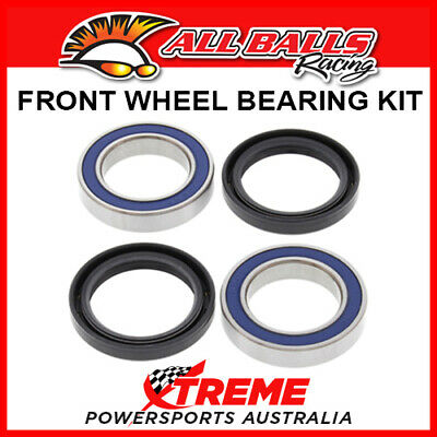 25-1402 Mx Front Wheel Bearing Kit Ktm 250Excf 250 Exc 4T 450Excf 2003-2015 Moto